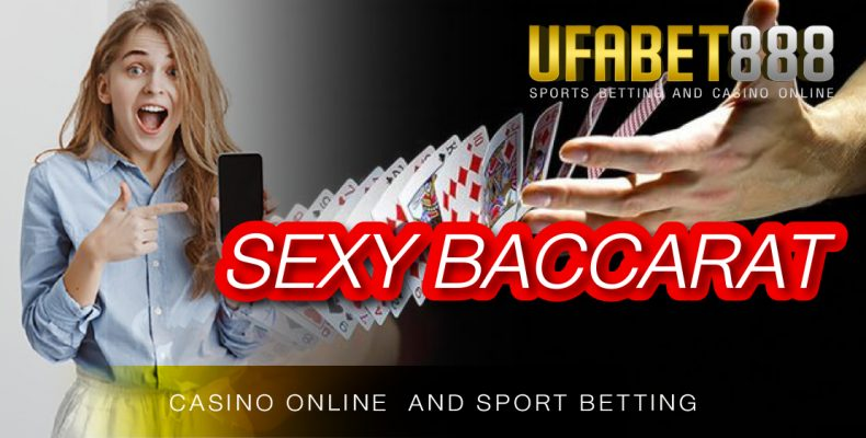 Sexy baccarat888