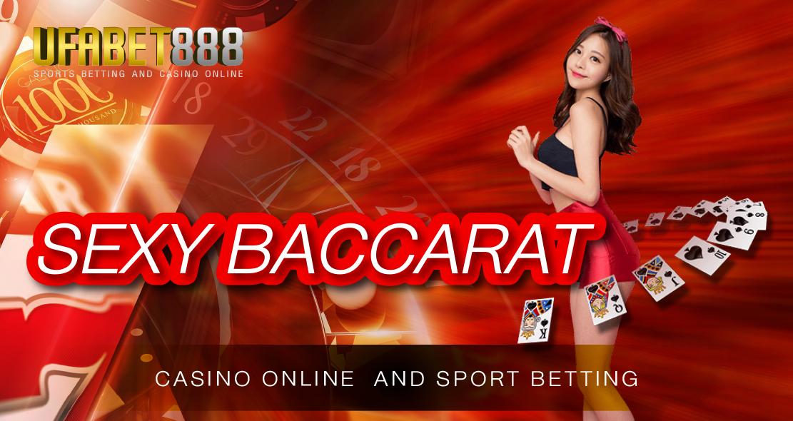 Sexy BaccaratUFA888